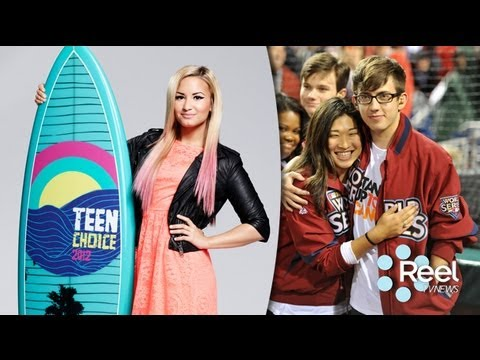 Kevin McHale to Host Teen Choice Awards with Demi Lovato & Falling Skies ...