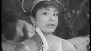 Misora Hibari In Shichihenge Tanukigoten Clip 2