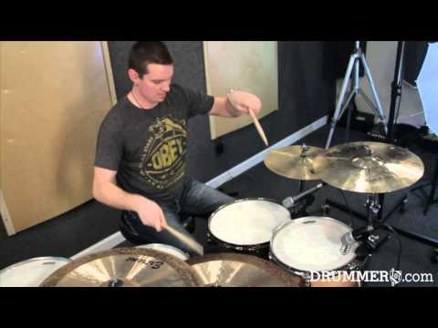 DRUMMER101.COM: Taylor Swift Love Story (Drum Cover)