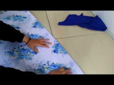 DIY jilbab / How to make hijab / membuat kerudung kombinasi Kali isi saya membuat hijab kombinasi, atasan warna biru polos dua lapis karena takut nerawang dipadukan denganKali isi saya membuat hijab kombinasi, atasan warna biru polos dua lapis karena takut nerawang dipadukan denganmotif bunga...