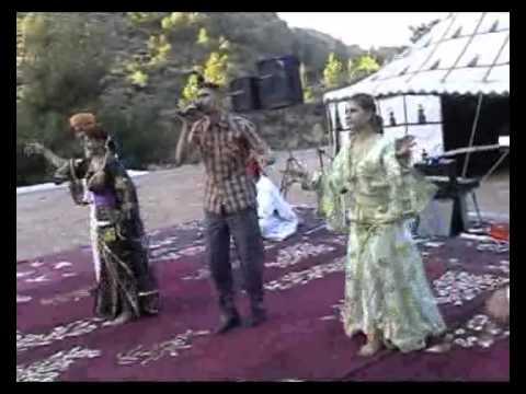 Lahmidi Jalal El Berkani - Mchat Ssa7a Music Reggada Sur Www.ZeeArab.Com
