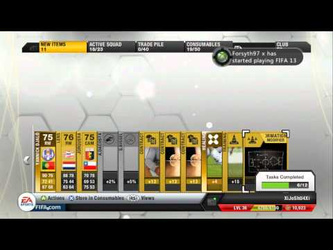 Fifa 13 | Pack Opening #1| PETR CECH!