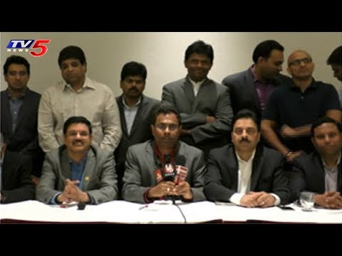ATA To Make Huge Arrangements For World Telangana Convention 2018 | TV5 News