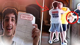 17 Year Old Kid Lies To Get His Dad Arrested ( FaZe Rug )