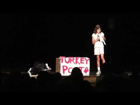 McClure's Got Talent Show - Fat Cat's Turkey Post