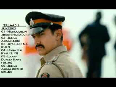 Talaash jukebox (all songs)