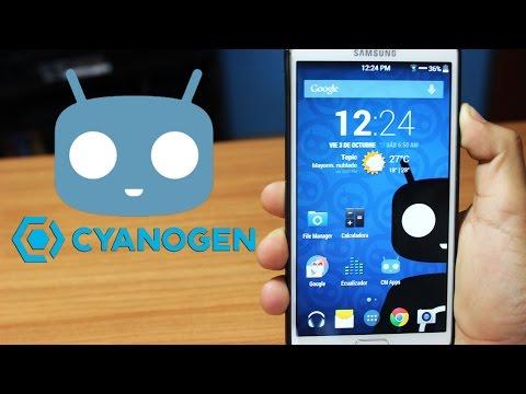 CyanogenMod en tu Dispositivo sin Cambiar de Rom [No Root]   Tu Android Personal
