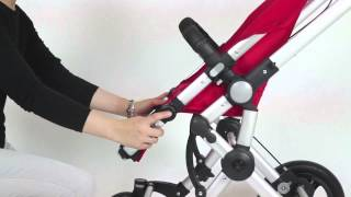 Baby stroller ,Babyace TS042  6in1 travel system