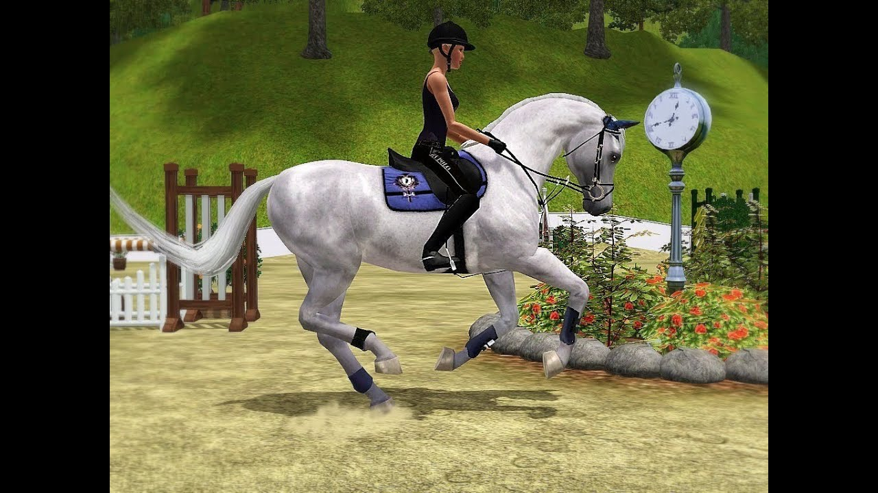 Sims 3 downloads horse