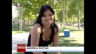 Bravo Bravissimo 1998 - Andreia Matias - Entrevista Sic