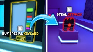 HOW TO GET JETPACK IN MADCITY! (SPECIAL KEYCARD + WALL GLITCH)