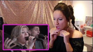 Vocal Coach Reacts To Kelly Clarkson Pentatonix My Grown Up Christmas List