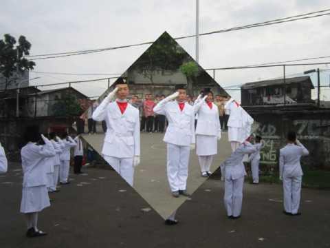 Upacara Bendera (SMKN 35 Jakarta)