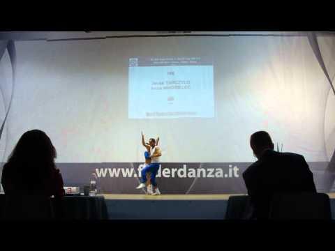 Jacek Tarczylo & Anna Miadzielec - Europameisterschaft 2011