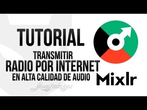 Como crear una radio online gratis