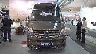 Mercedes-Benz Sprinter 519 CDI Classatti Tourer Avantgarde Bus Exterior and Interior