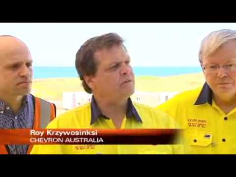 Gorgon gas project crucial to Australia's economy - ABC 090109