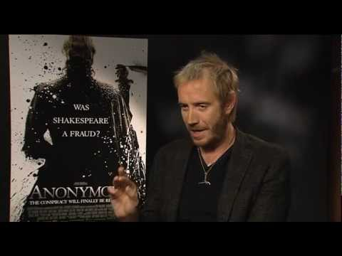 Rhys Ifans Interview -- Anonymous