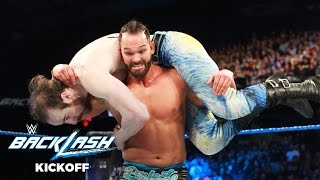 Tye Dillinger vs. Aiden English: WWE Backlash 2017 Kickoff Match