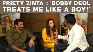 Preity Zinta :