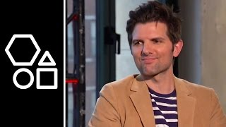 Adam Scott's Kids Prefer Aziz Ansari & Chris Pratt | BUILD Series