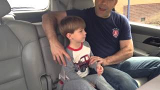 Traveling by Taxi with a Child