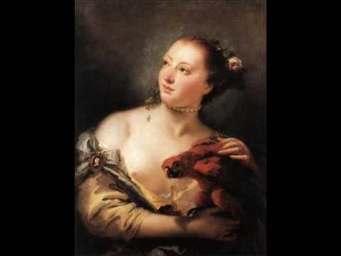 Телеман Георг Филипп - Die Frau