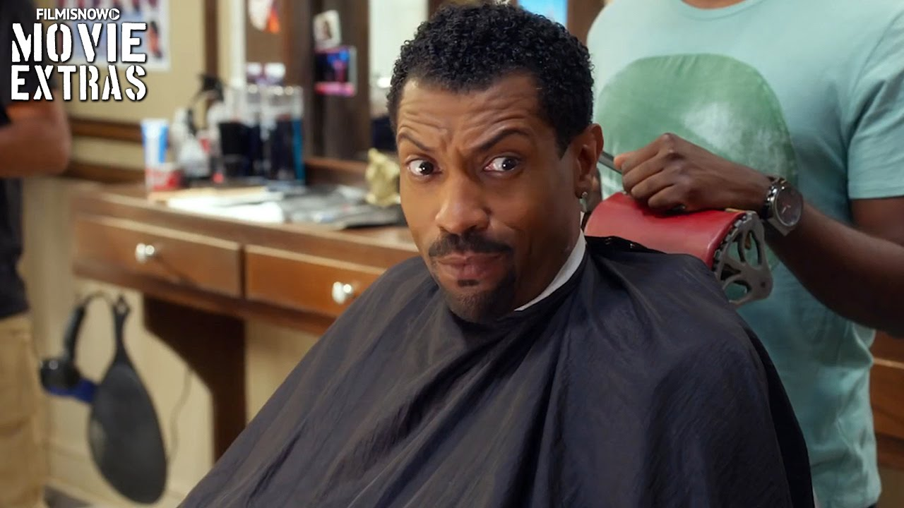 Barbershop: The Next Cut 'Community' Featurette (2016)