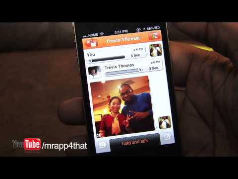 How to get MMS (pictures) with Straight Talk WITHOUT Jailbreaking: Voxer