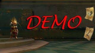 GW2 Black Lion Vouchers Demo