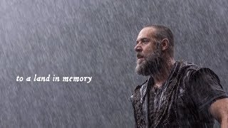 "From the movie ""NOAH"" - ""Mercy Is"" by Patti Smith & The Kronos Quartet - LYRIC VIDEO"
