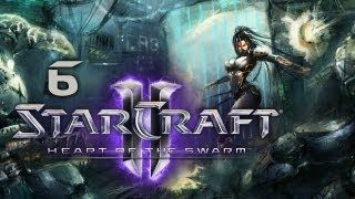 StarCraft II: Heart of the Swarm - Ewolucja Zerglinga [Kampania #6]