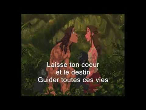 Two Worlds Multilingual (Tarzan)
