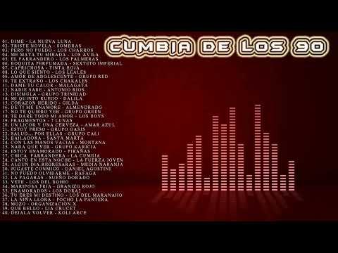 ENGANCHADOS CUMBIA DEL RECUERDO 40 EXITOS INOLVIDABLES