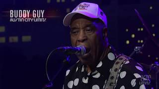 Watch Buddy Guy And August Greene On Austin City Limits