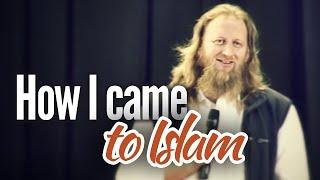 How I came to Islam – Anthony became Abdurraheem Green