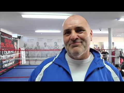 JOHN FURY (TYSONS DAD) 'THE REASON TYSON FURY FOUGHT ON CHANNEL 5 WAS SO I COULD WATCH IT IN PRISON'