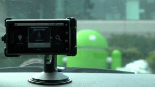 Google Maps Navigation (Beta): car dock mode
