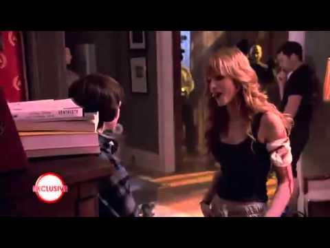 Bella Thorne, Chandler Riggs interview