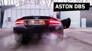 ASTON MARTIN DBS V12 SINON RIEN  !