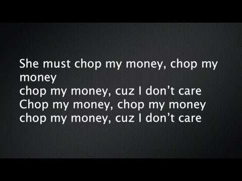 P-square - Chop My Money (lyrics) video