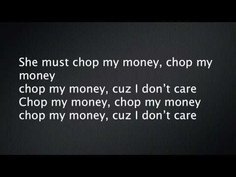 P-square - Chop My Money (lyrics) video