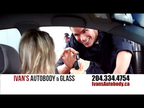 Collision Center Winnipeg - Ivan's Auto Body and Glass