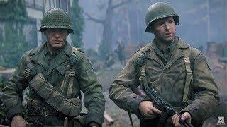 WW2 - Battle of Hurtgen Forest - Hill 493 - Call of Duty WW2