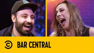 Ricardo Perez, Slobotzky & Erik Vargas - Parte 1 | Bar Central | Comedy Central México