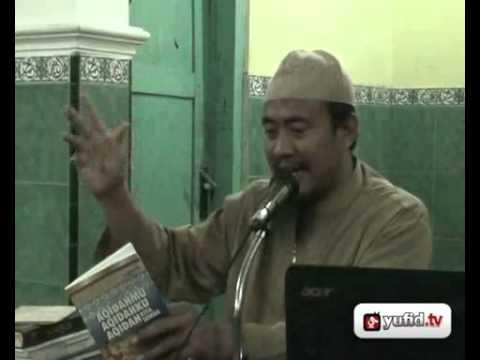 Hukum-hukum Seputar Nadzar - Ustadz Abu Isa Abdullah Bin Salam [Arsip Lama]