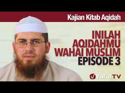Serial Kajian Aqidah: Episode 3 - Syaikh Abdurrahman Bin Muhammad Musa Alu Nasr
