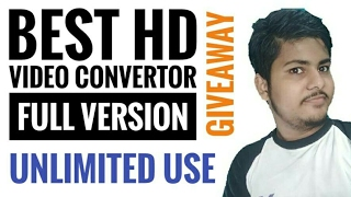 Hd video convertor factory pro review and giveaway of keys
