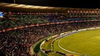 Cricket Stadium India Timelapse