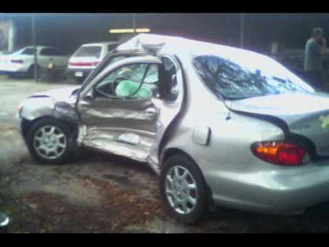 narrative essay on car accidents